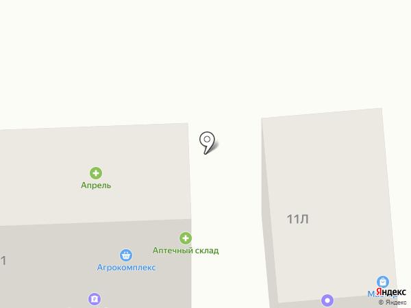 Ассорти-Экспресс на карте Ессентукской