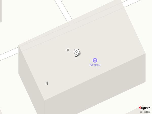Бархат на карте Ессентуков