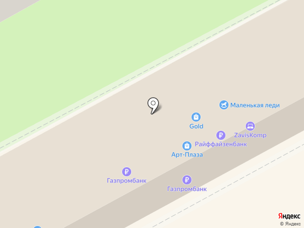 Сhoupette на карте Ессентуков
