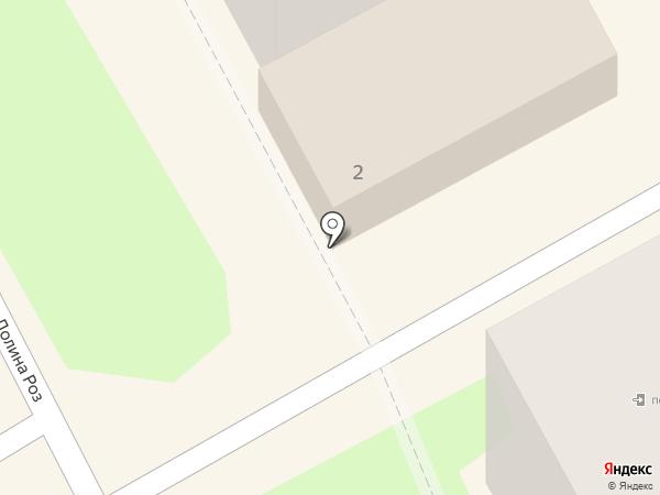 Магазин строительных материалов на карте Ессентуков
