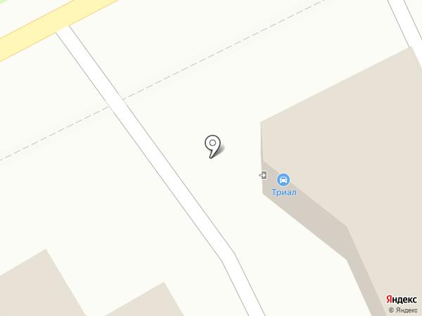 Триал на карте Ессентуков
