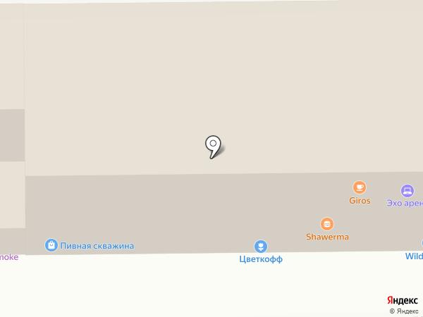 Мир замков и люстр на карте Ессентуков