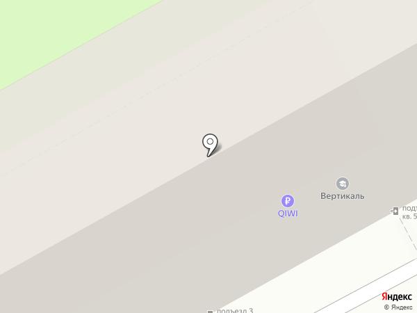 Невод на карте Ессентуков