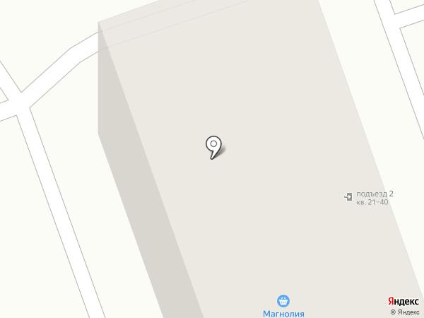 Анастасия на карте Ессентукской