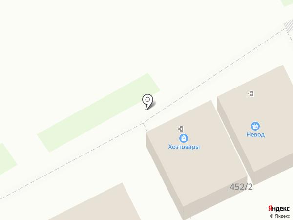 Магазин хозяйственных товаров на карте Ессентуков