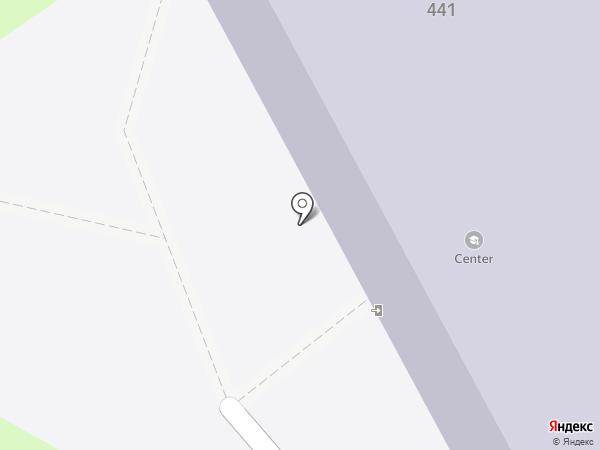 Средняя общеобразовательная школа №10 на карте Ессентуков