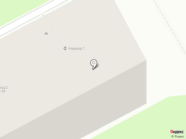 Иридий на карте Ессентуков