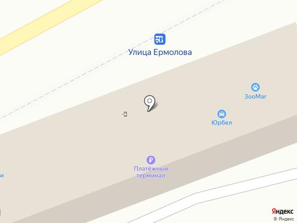 Yurbel.ru на карте Ессентуков