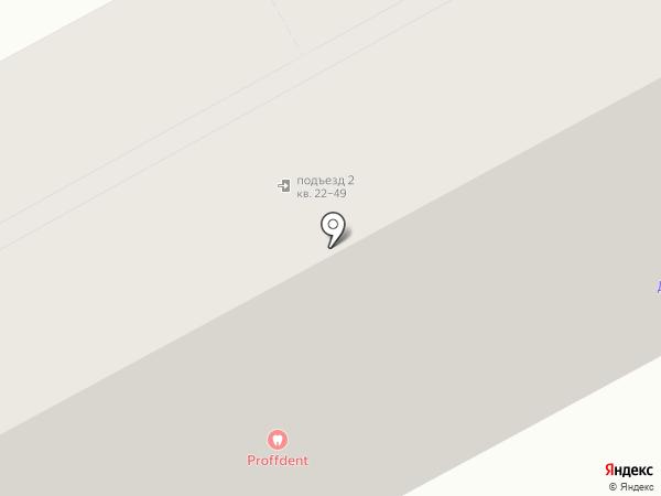 Новосел на карте Ессентуков