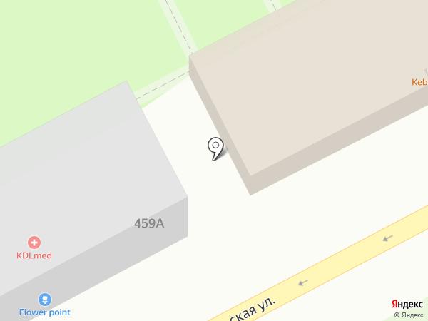 SushiLand на карте Ессентуков