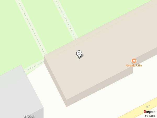 Аптека №1 на карте Ессентуков