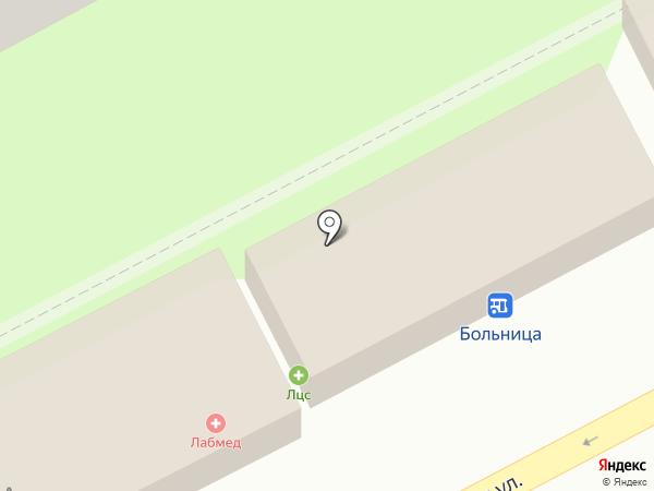 ЛабМед на карте Ессентуков