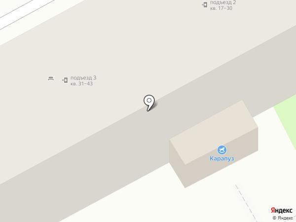 Байсад на карте Ессентуков