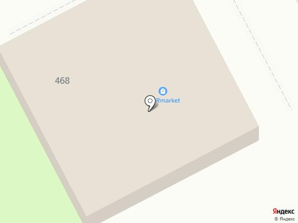 АРС-ЭлектрА на карте Ессентуков
