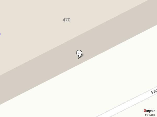 Карат на карте Ессентуков