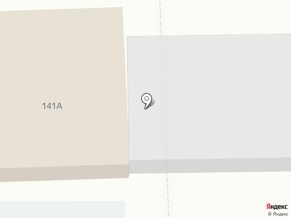 Шиномонтажная мастерская на ул. Пятигорская на карте Ессентуков