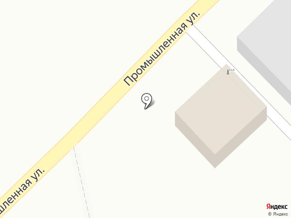 Штрафстоянка на карте Лермонтова