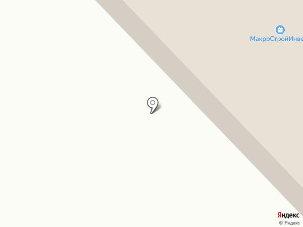 МакроСтройИнвест на карте Лермонтова