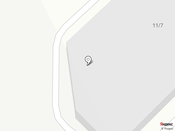 ЮГ на карте Лермонтова