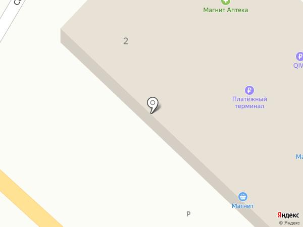 Банкомат, Сбербанк, ПАО на карте Винсад
