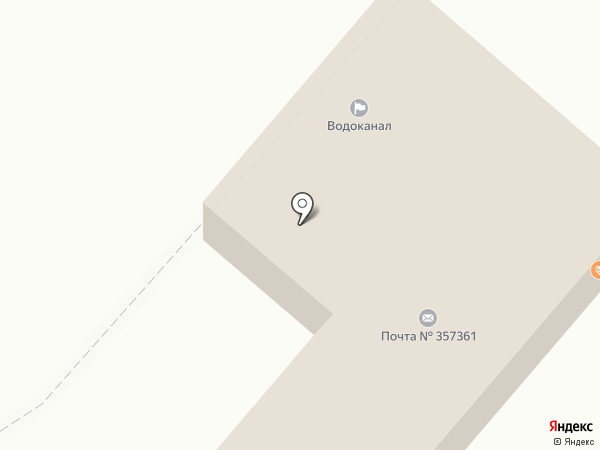 Аленка на карте Винсад