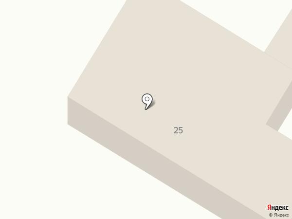 Дом пожилого человека на карте Винсад