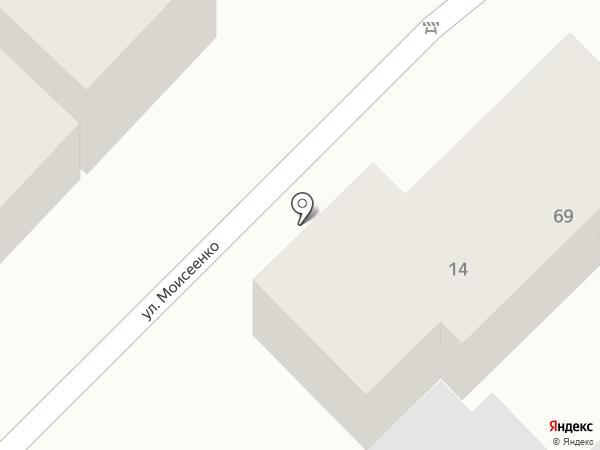 Аннушка на карте Винсад