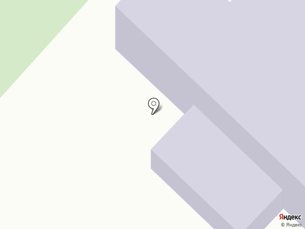Средняя общеобразовательная школа №9 на карте Винсад