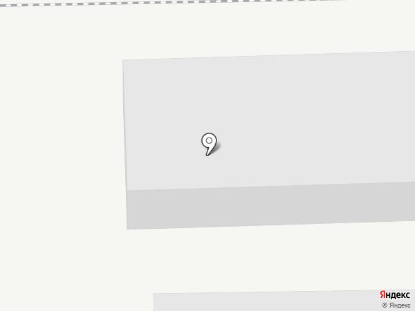 Створ на карте Пятигорска