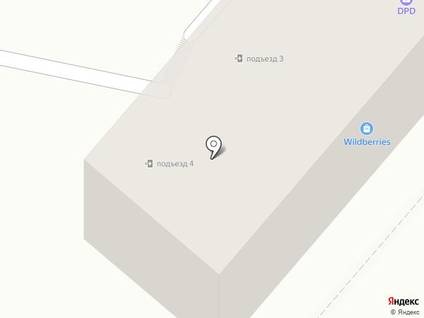 Малыш на карте Лермонтова
