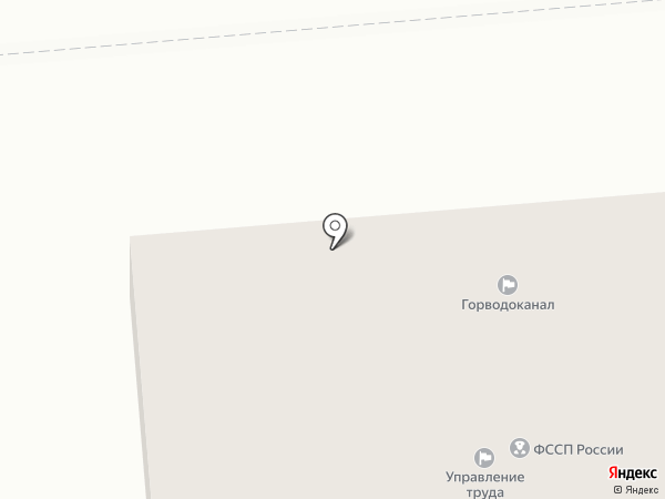 Лермонтовский водоканал на карте Лермонтова