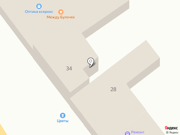 Дольчевита на карте Винсад