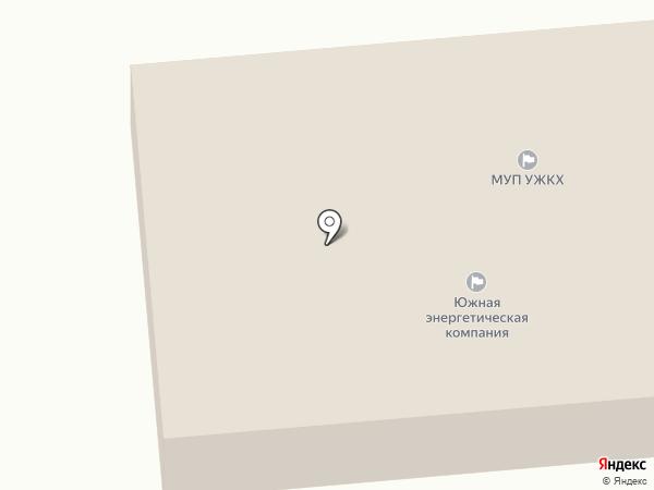 УФК на карте Лермонтова