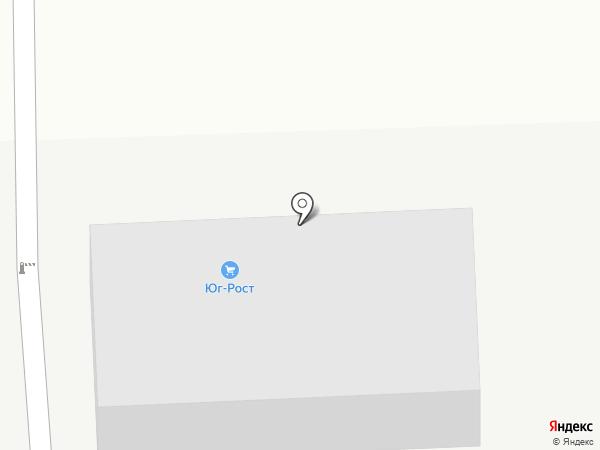 ЕС-Пласт на карте Пятигорска