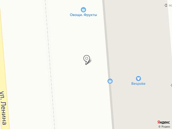 Поляна на карте Лермонтова