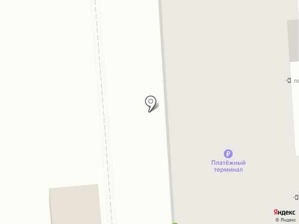Улыбка КМВ на карте Лермонтова