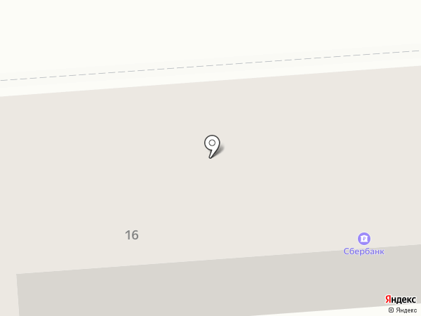 Офитеч на карте Лермонтова