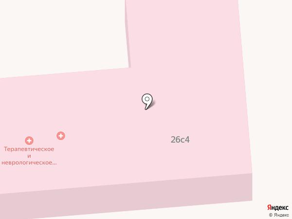 Клиническая больница на карте Лермонтова