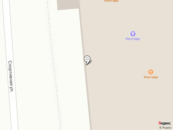 Авадент на карте Лермонтова