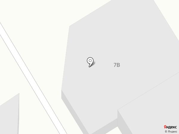АЗИМУТ на карте Винсад