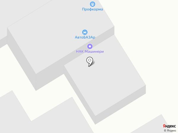 Магазин бензотехники на карте Винсад
