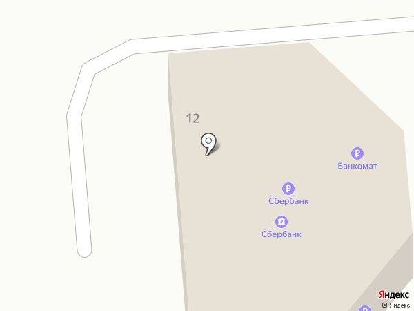 Сбербанк, ПАО на карте Лермонтова