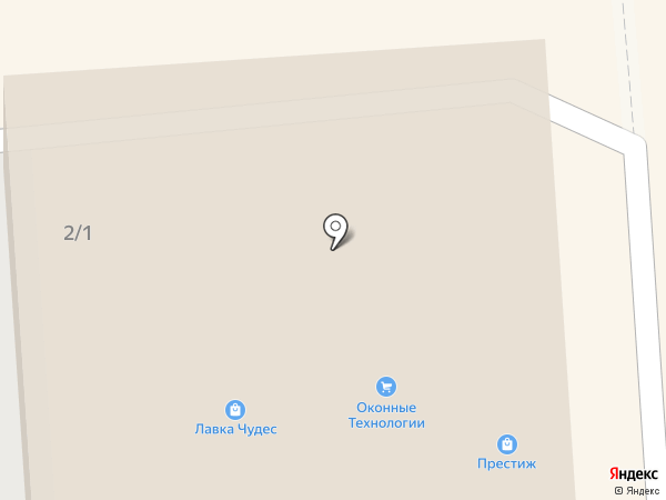 Престиж на карте Лермонтова