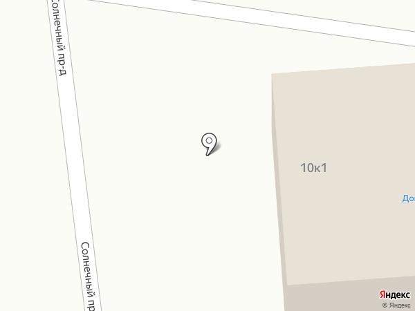 Домовенок на карте Лермонтова
