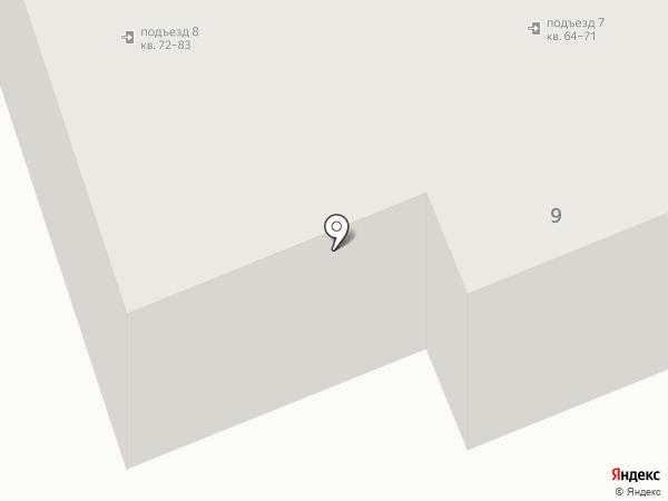 Сабина на карте Лермонтова