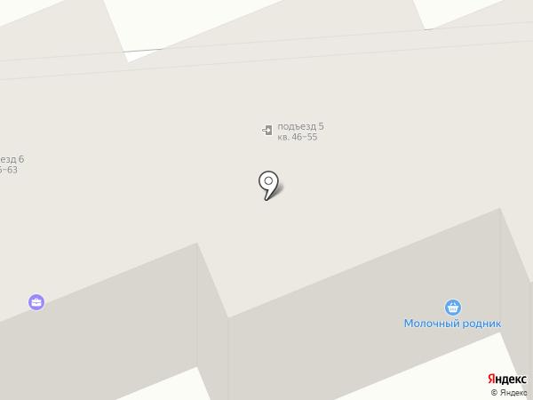 Галант на карте Лермонтова