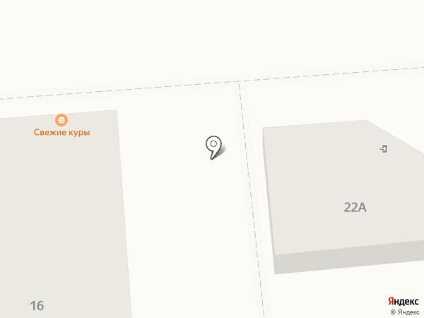 ЮВиС на карте Лермонтова