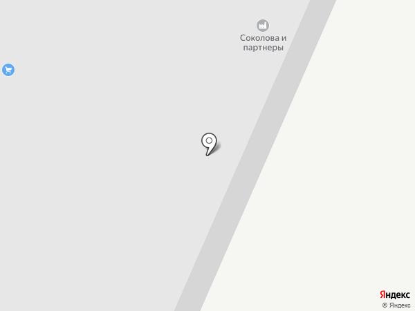Пятигорсксельмаш на карте Пятигорска