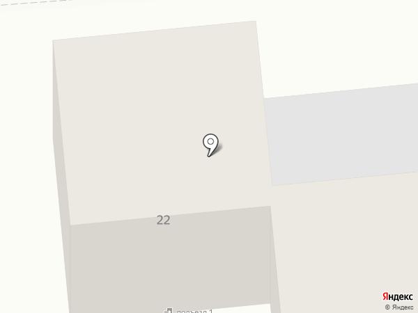 Печаткин на карте Лермонтова