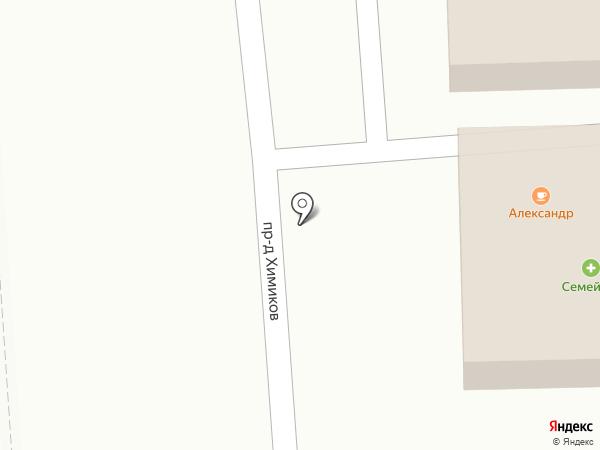 Семейная на карте Лермонтова